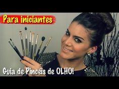 Guia para Iniciantes: Pinceis de Olho - Camila Coelho