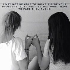 Everyone has a BFF that they could not live without, so here are some totally BFF-worthy quotes to celebrate our beloved soul sisters and partners in crime. Besties Quotes, Bffs, Cute Quotes, Bestfriends, Cherish Quotes, Soul Sister Quotes, Girl Best Friend Quotes, Sister Sayings, Best Mate Quotes