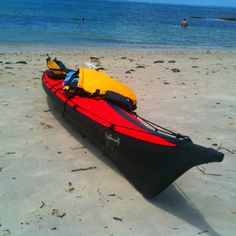 My feathercraft wisper foldable kayak. How's the serenity.
