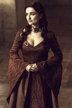 Ania Bukstein as Kinvara (GoT, season 6, episode 5: The Door)