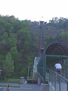 Incline Plane Johnstown PA Johnstown Pennsylvania, Johnstown Flood, Inclined Plane, Take Me Home, Beautiful Places To Visit, Places Ive Been, Country Roads, Tours, Beautiful Scenery