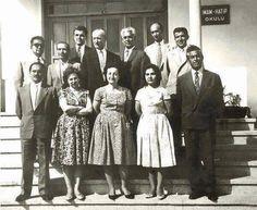 1966 İmam Hatip Okulu Öğretmenleri