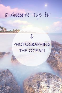 Coastlines, the beach, the ocean – they all present us travellers with a huge array of stunning possibilities. But as beautiful as the ocean can be, it can also be difficult to capture it. Here are a few tips that will get you started with seascape photography!