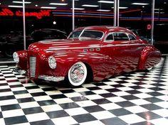 1941 custom Buick