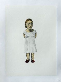 Lithographs by Claudette Schreuders that record in print form the sculptures that she carves. Anton, Sculptures, Archive, White Dress, Portraits, Face, Sculpting, Sculpture, Faces