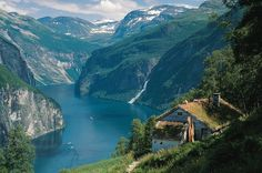 Norway's Geirangerfjord, a World Heritage site. Credit: Courtesy Visit Norway. Take a Scandinavian journey featuring cosmopolitan cities and breathtaking countryside, as well as famed fjords and soaring snowcapped mountains. http://www.smithsonianjourneys.org/tours/scandinavia/