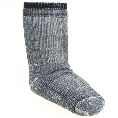 Wigwam Socks Kids' F2323 057 Charcoal Grey Comfort Hiker Socks