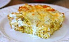 """Congratulations to our """"Chile Recipe Contest"""" winner Edward Nieves of Santa Fe, New Mexico! His wonderful and delicious Green Chile Lasagna Recipe is featured below. Thanks again to all the wonderful entries we received! Nice going Edward! Green Chile Chicken Lasagna 30 minutes to prepare serves 6-8 Ingredients: • 4 cups cooked chicken, shredded or … Continue reading """"Winner, Winner Green Chile Lasagna Dinner!"""""""