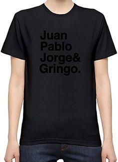 Los Beatles Camiseta Mujeres #camiseta #realidadaumentada #ideas #regalo