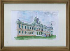 Muzeul National de Istorie  Pictor G. Kornienko