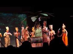 Hakuna Matata BHS Lion King Jr musical play - YouTube