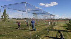 Cages Plus offers wheelhouse batting cages, portable batting cages, outdoor batting cages, golf nets and more. Contact us today 866-475-9148.