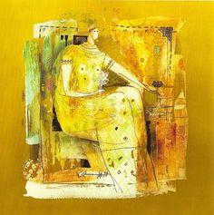 Sergey Mosienko #contemporary #art #painting #Russia