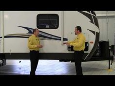 RV Lifestyle Consultant Chad Shepard provides an up close and personal look at Outback Travel Trailer's with RV Lifestyle Consultant Randal Murray. Manufactured by Keystone RV Company, Chad and Randal point out key construction and convenience features such as a Molded Fiberglass Front Cap, Battery Disconnect, Outdoor Kitchen (Most Models), and Seamless Window Seals.