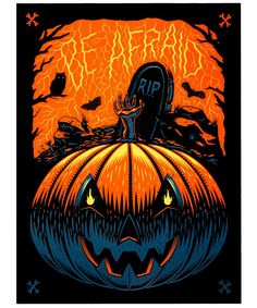 Petrifying Posters To get you in the mood for a horrifying Halloween take a look at Ian Jepson's creepy lettering and poster work. Based in Cape Town, South Africa, Ian's skilful illustrations. Happy Halloween, Halloween Mono, Halloween School Treats, Halloween Party Supplies, Halloween Poster, Halloween Prints, Halloween Pictures, Halloween Horror, Holidays Halloween