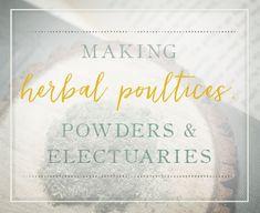 Using Herbs - Growing Up Herbal