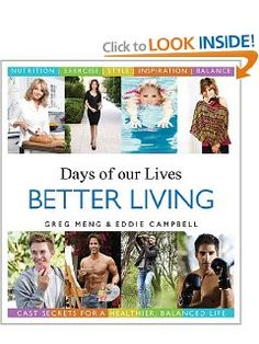 Days of our Lives Better Living Book