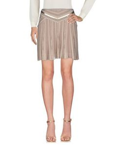 ROBERTO CAVALLI Mini skirt. #robertocavalli #cloth #