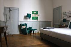 O Sopr'arno Suites  é um hotel que pertence aos mesmos donos do Ad Astra (post anterior). Ele também fica próximo ao Palazzo Pitti, e é um...