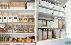10 dicas de organização para cozinhas pequenas - Casinha Arrumada