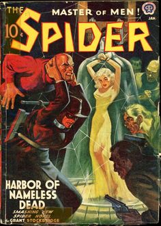 Coming Attractions: The latest news on pulp related publications (books, comics, magazines, and . Pulp Fiction Comics, Pulp Fiction Book, Vintage Comic Books, Vintage Comics, Vintage Magazines, Pulp Magazine, Magazine Covers, Horror Comics, Horror Art