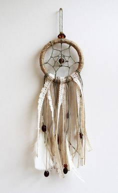 Dream Catcher Complete Wall Hanging All от MakingThingsHappen