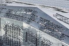 SCAU & Peiffer Freycenon Architectes : ESC Troyes
