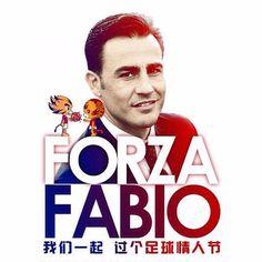 #FabioCannavaro Fabio Cannavaro: #forzafabio #guangzhou #evergrande