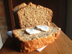 Banana Oatmeal Bread: This hearty bread is amazing toasted with a schmear of cream cheese or just on its own, and it can be made ahead and frozen.