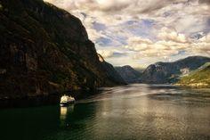 Flåm Fjord, Norway by turmalina077. #TPbest