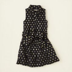 1e6f10e4e girl - dresses & rompers - glitter dot dress | Children's Clothing |  Kids Clothes