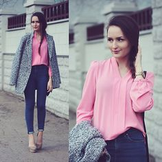 Get this look: http://lb.nu/look/7354574  More looks by Sasha Shcherbakova: http://lb.nu/mrswhiskers  Items in this look:  Chicwish  Blouse   #casual #preppy #street
