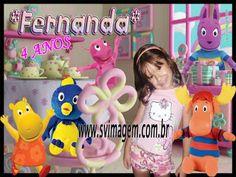 Silmara Vintem Imagem: Backyardigans