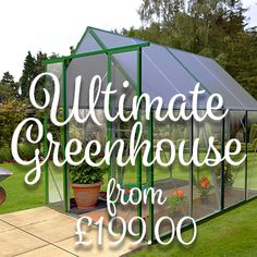 http://www.norfolk-greenhouses.co.uk/ultimate-greenhouse-green-1-2m-4x6ft/