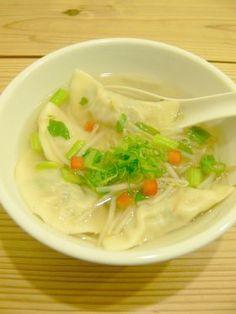 「水餃子に合うあっさりスープ」さん福 | お菓子・パンのレシピや作り方【corecle*コレクル】