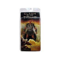 Clash Of The Titans Perseus (Battle Damaged Variant) Action Figure