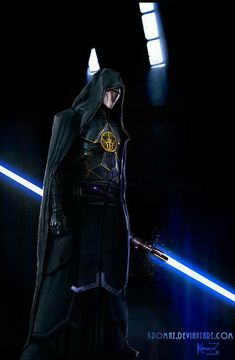 This is a piece I submitted to Lucas Film's Star Wars: Clone Wars competition a… Rpg Star Wars, Star Wars Sith, Clone Wars, Star Wars Characters Pictures, Star Wars Images, Darth Revan, Jedi Sith, Jedi Armor, Sith Lord