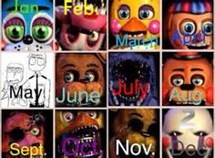 My b-day character that I am is Golden Freddy . Ugh I wanna be FOOOOOOOOOOXXXXXXXXXXXXXXYYYYYYYYYYYYYYYYYYYYY !!!!!!!