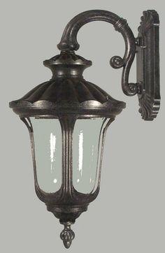 Waterford Medium 1 Light Exterior Wall Light