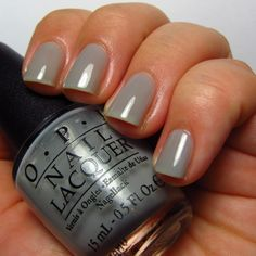 The Daily Nail Blog: OPI My Pointe Exactly