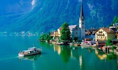 Walks Hallstatt, Austria (LAKE DISTRICT)