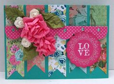 Best of Betsy's - Kaisercraft's Secret Admirer collection Spring Projects, Projects To Try, Secret Admirer, Cricut Cuttlebug, Scrapbook Cards, Scrapbooking, Shabby, Cardmaking, Birthday Cards