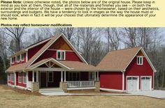 This is a passive solar home that we would like to build.