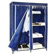 10 portable wardrobe closet ideas