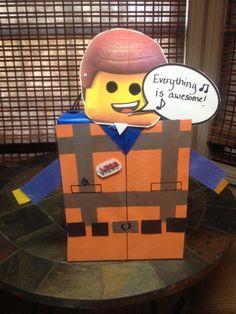 The Lego Movie Valentine Box
