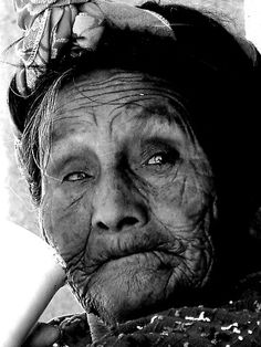 """Aged Skin"""" - Guatemalan Indigenous People"""" by Tony Barrios 