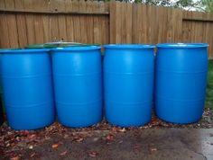 plastic barrels drums u0026 barrels for sale