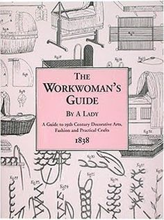 Period book describing patterns for clothing and other household sewing.  (Link to free Google Book)