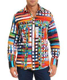 Robert Graham Valley of kings Medium-sized Shirt