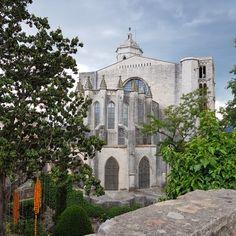 Cathedral Gerona, España